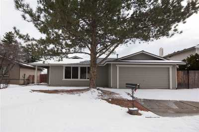 Sparks Single Family Home Active/Pending-Loan: 925 Emerson Way