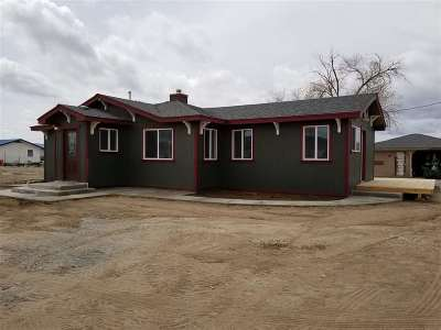 Yerington NV Single Family Home For Sale: $259,000
