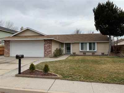 Single Family Home Active/Pending-House: 1409 Conductor Court