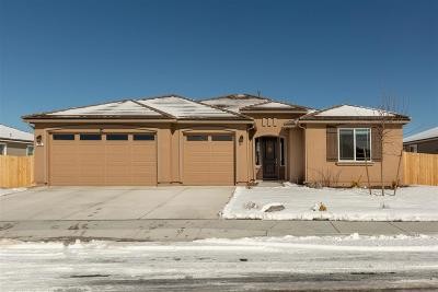 Sparks Single Family Home For Sale: 209 Bristol Wells Ct.