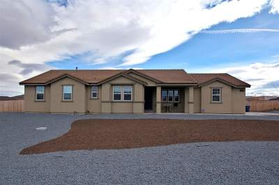 Fernley Single Family Home Price Reduced: 1195 Sage St