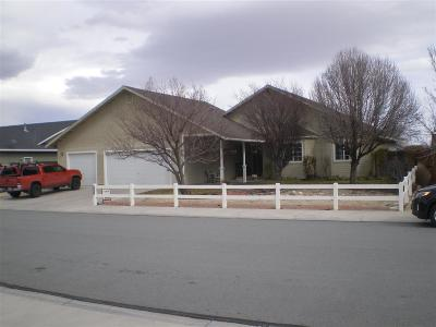 Fernley Single Family Home Active/Pending-Loan: 463 Mallard