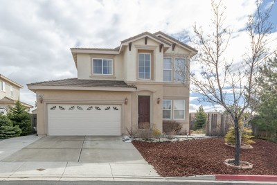 Single Family Home Active/Pending-Loan: 1400 Mount Grant