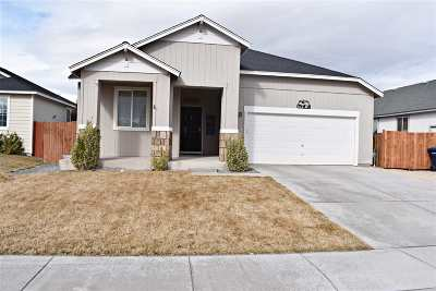 Fernley Single Family Home Active/Pending-Loan: 1480 Shadow Lane