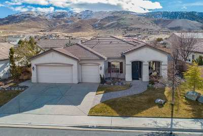 Reno Single Family Home Active/Pending-Loan: 10610 Apple Mill Dr