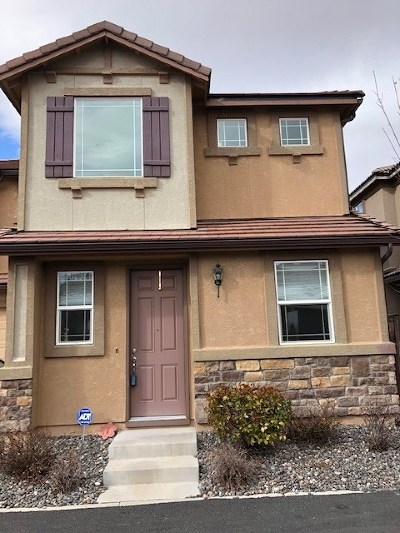 Sparks Single Family Home Active/Pending-Loan: 6525 Peppergrass Drive