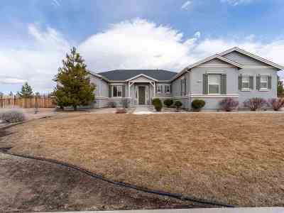 Sparks Single Family Home For Sale: 415 Hay Bale Dr.