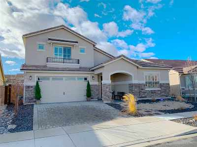 Single Family Home For Sale: 949 Silver Coyote