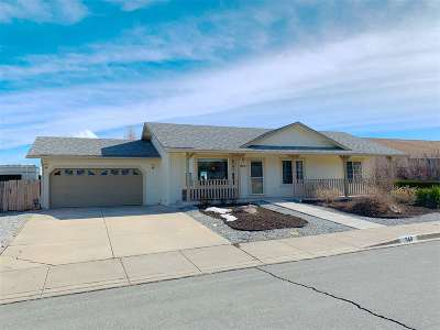 Sparks Single Family Home Active/Pending-Loan: 940 Mercedes Drive