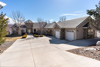 Reno Single Family Home Active/Pending-Call: 12670 Fieldcreek Lane