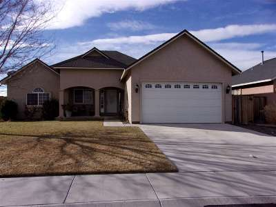 Fernley Single Family Home For Sale: 527 Wedge Lane