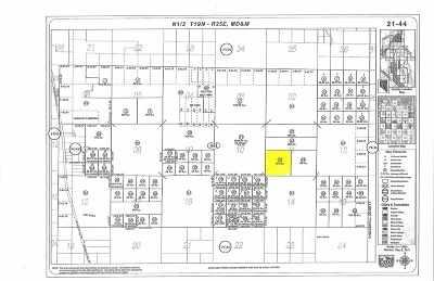 Fernley Residential Lots & Land For Sale: Apn 02144125