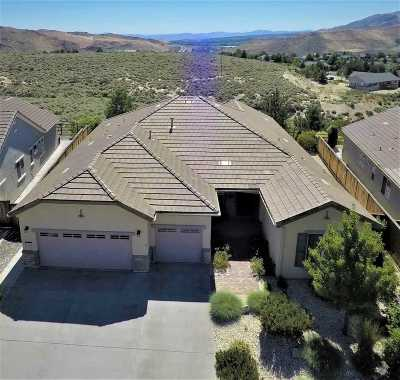 Reno Single Family Home For Sale: 1065 Meridian Ranch #Sierra M