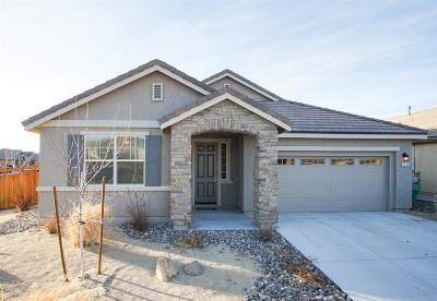 Sparks Single Family Home Active/Pending-Loan: 3758 Cetus