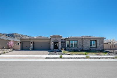 Reno Single Family Home For Sale: 9910 Amienda Way