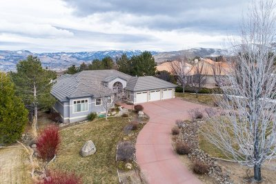 Reno Single Family Home For Sale: 14360 Quiet Meadow Drive