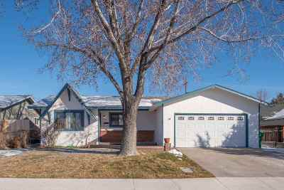 Sparks Single Family Home Active/Pending-Loan: 300 Gault