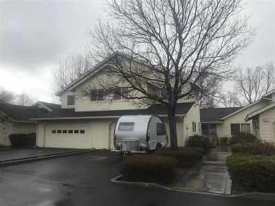 Gardnerville Condo/Townhouse Active/Pending-Loan: 1179 Cottonwood #5