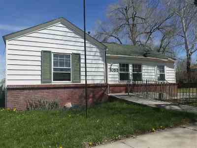 Winnemucca Single Family Home For Sale: 1053 S Bridge St