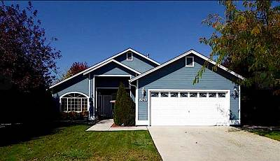 Gardnerville Single Family Home Active/Pending-Loan: 1368 Falstaff Ln