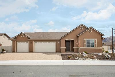 Reno Single Family Home For Sale: 9690 Abigail Way