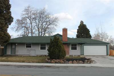 Sparks Single Family Home Active/Pending-Loan: 2440 11th