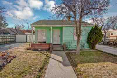 Reno Single Family Home For Sale: 355 Gould