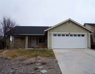 GARDNERVILLE Single Family Home Active/Pending-Loan: 30 Conner Way #Way