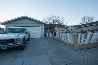 Carson City Single Family Home For Sale: 3482 Indian