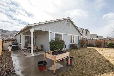 Reno Single Family Home For Sale: 2035 Baxter Village Dr