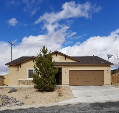 Sun Valley Single Family Home Active/Pending-Loan: 705 Sun Mesa Dr