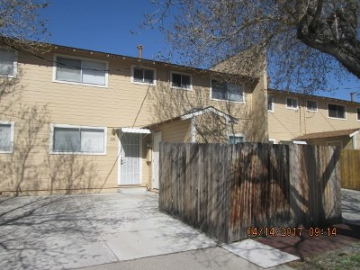 Carson City Condo/Townhouse Active/Pending-Loan: 1250 S Curry St.
