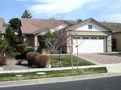 Reno Single Family Home For Sale: 9135 Mount Pleasant Dr
