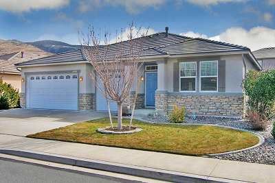 Reno Single Family Home For Sale: 10860 Rushing Flume