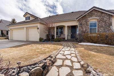 Reno, Sparks, Carson City, Gardnerville Single Family Home Active/Pending-Call: 3382 White Mountain