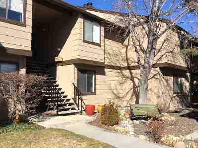 Reno Condo/Townhouse For Sale: 4885 Reggie Rd