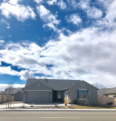 Gardnerville Single Family Home Active/Pending-Call: 1249 Heybourne Road