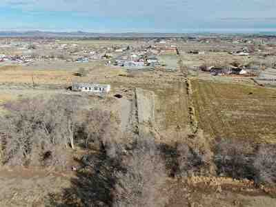 Fallon Residential Lots & Land For Sale: 5650 Reno Highway