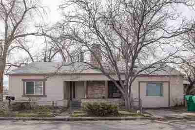 Sparks Single Family Home For Sale: 805 13th Street