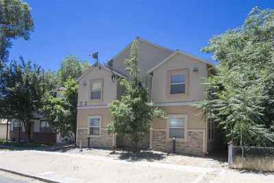 Reno Condo/Townhouse For Sale: 617 Elko #617