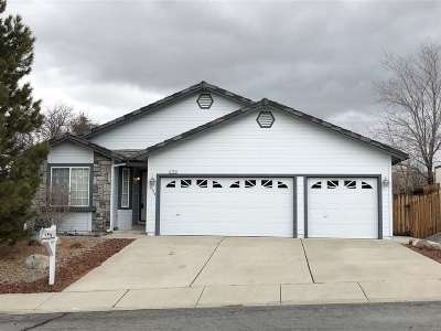 Single Family Home Sold: 2174 Canyon Vista Drive