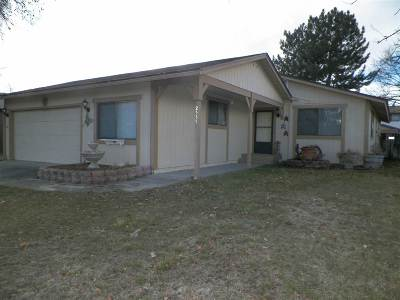 Sparks Single Family Home Active/Pending-Loan: 2535 Tallman Rd.