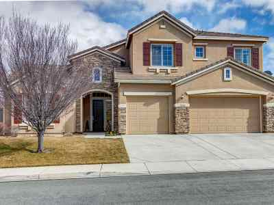 Reno Single Family Home Active/Pending-House: 10520 Kenai Drive