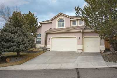 Reno Single Family Home For Sale: 4774 Cougarcreek Trail