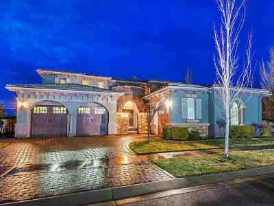 Reno Single Family Home Active/Pending-Call: 1955 Champion Hills
