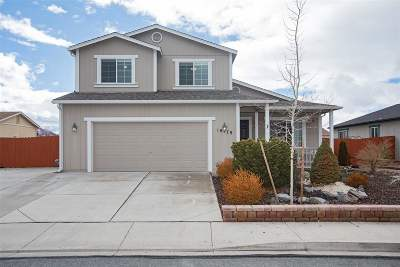 Reno Single Family Home For Sale: 18179 Spruce Lake Ct.