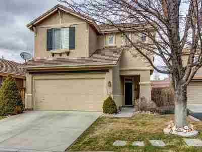 Sparks Single Family Home Active/Pending-Loan: 6140 Black Gypsum Ct.