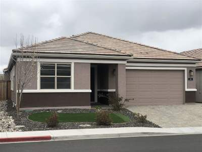 Sparks Single Family Home Price Reduced: 510 Papaya Drive