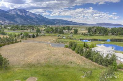 Washoe Valley Residential Lots & Land For Sale: 10 Lake Meadow Lane