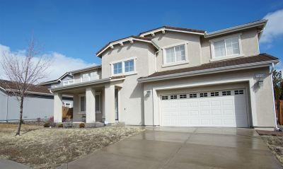 Reno Single Family Home For Sale: 7158 Beacon